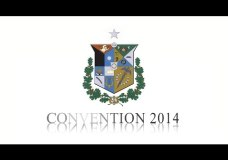 Zeta Psi Fraternity 2014 Annual Convention Dinner Video