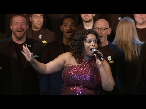 "Gay Men's Chorus ""Proud"" w/ Maiya Sykes"